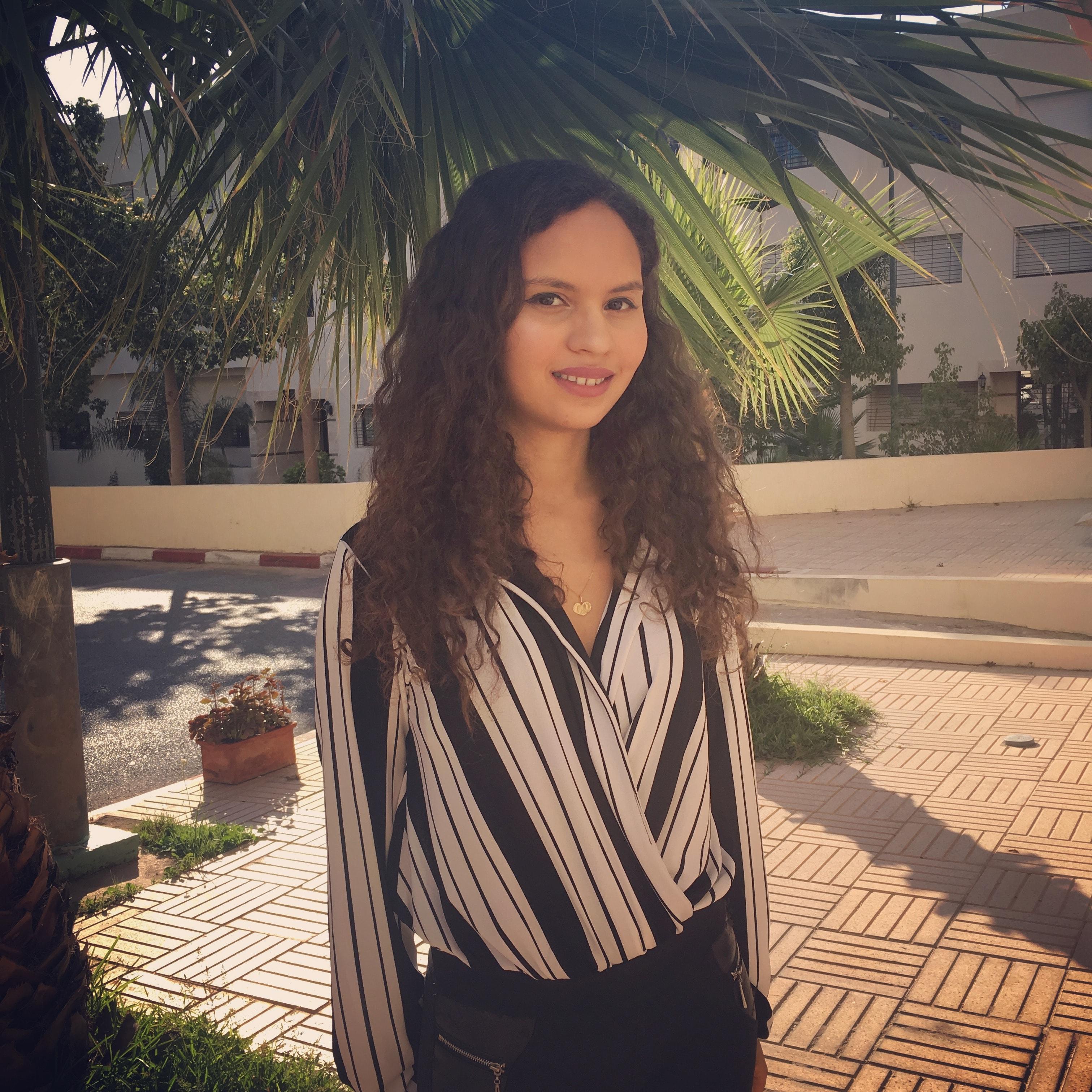 Salma Daoudi